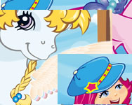 Disenar My Little Pony �lt�ztet�s j�t�kok ingyen