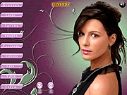 Kate Beckinsale make up online játék