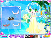 Pretty little bride �lt�ztet�s j�t�kok ingyen